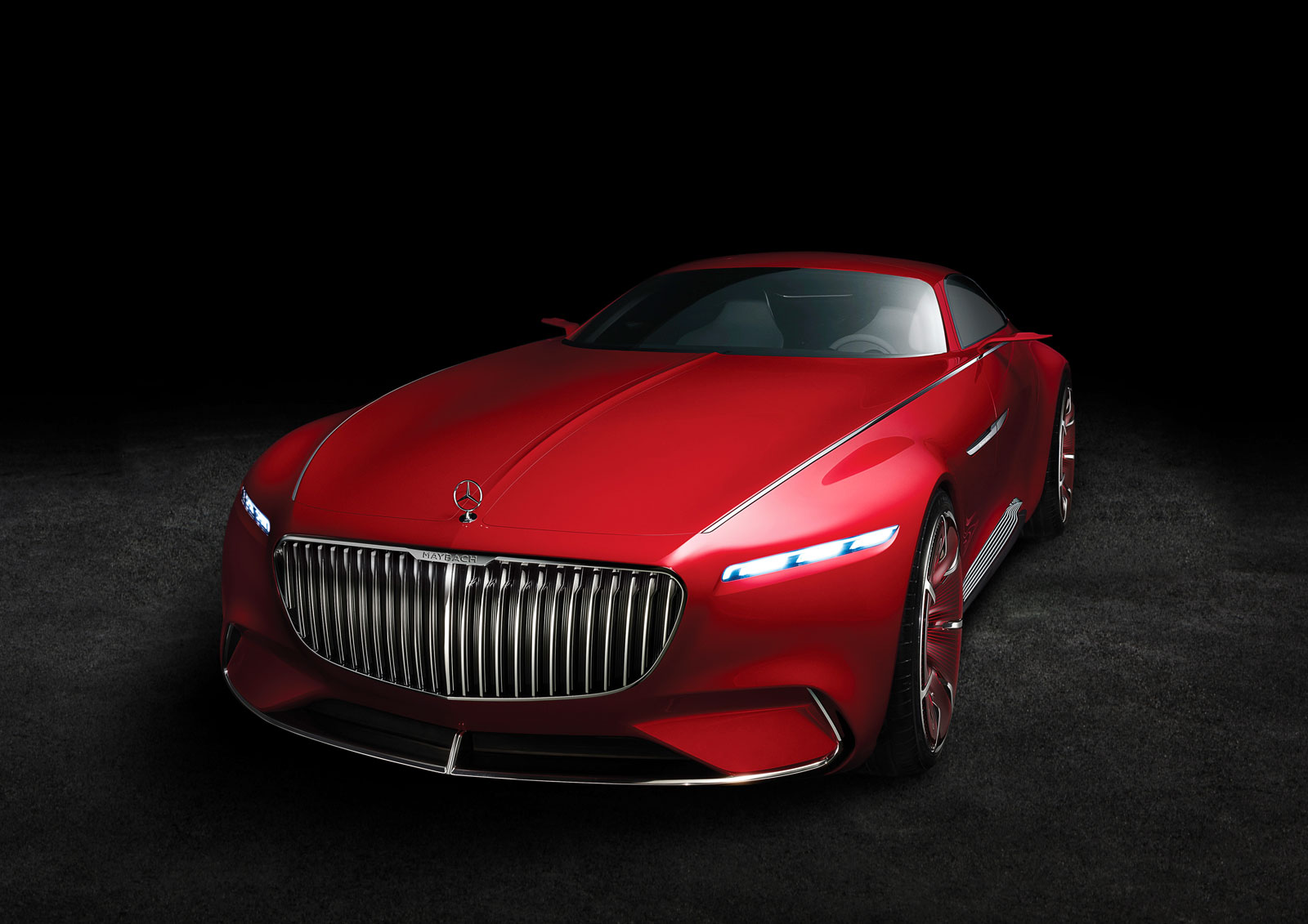 vision mercedes maybach 6 is a six meter long electric super coupe car body design. Black Bedroom Furniture Sets. Home Design Ideas