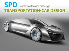 Today is the deadline for the SPD Master in Car Design Scholarship contest