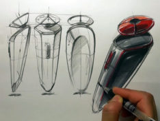 electric-razor-sketch-and-design