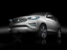 SsangYong previews LIV-2 Concept ahead of Paris debut