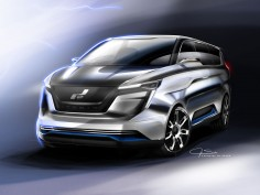 W Motors Iconiq Model Seven Concept