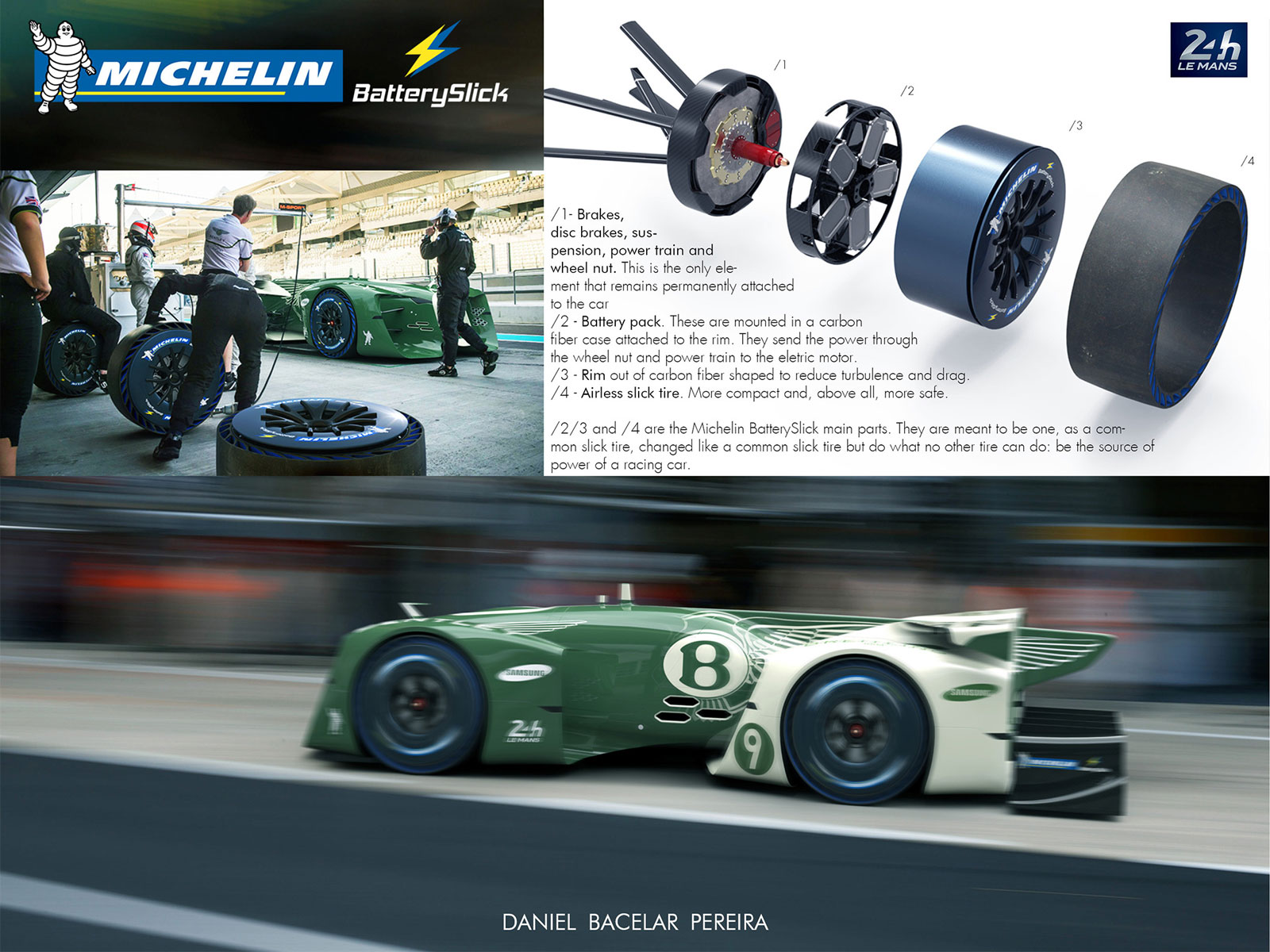 Michelin Challenge Design 2017 The Winners Car Body Design