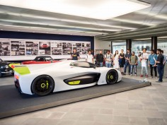 IED and Pininfarina announce new concept car for Geneva 2017