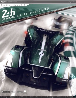 Bentley Speed X by Guilherme Rocha Luiz Orgeta and Marcelo Toledo