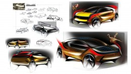 Gemilang Concept by Irfendy Mohamad Design Sketches