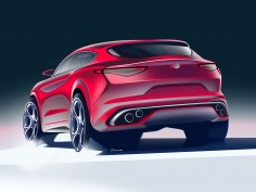 Alfa Romeo enters the SUV segment with the Stelvio