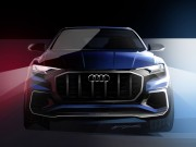 Audi previews upcoming Q8 with Detroit e-tron Concept