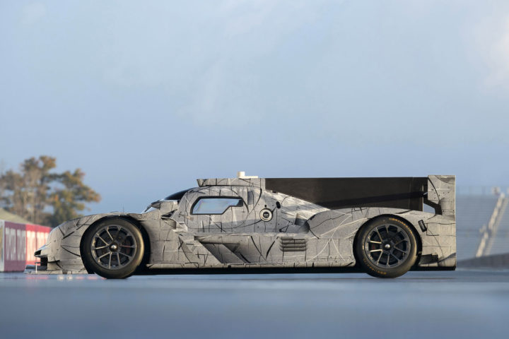 Cadillac DPi VR Race Car prototype