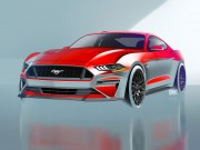 2018 Ford Mustang: design gallery