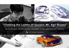 Success story: Car Design Academy former student breaks into the car design industry