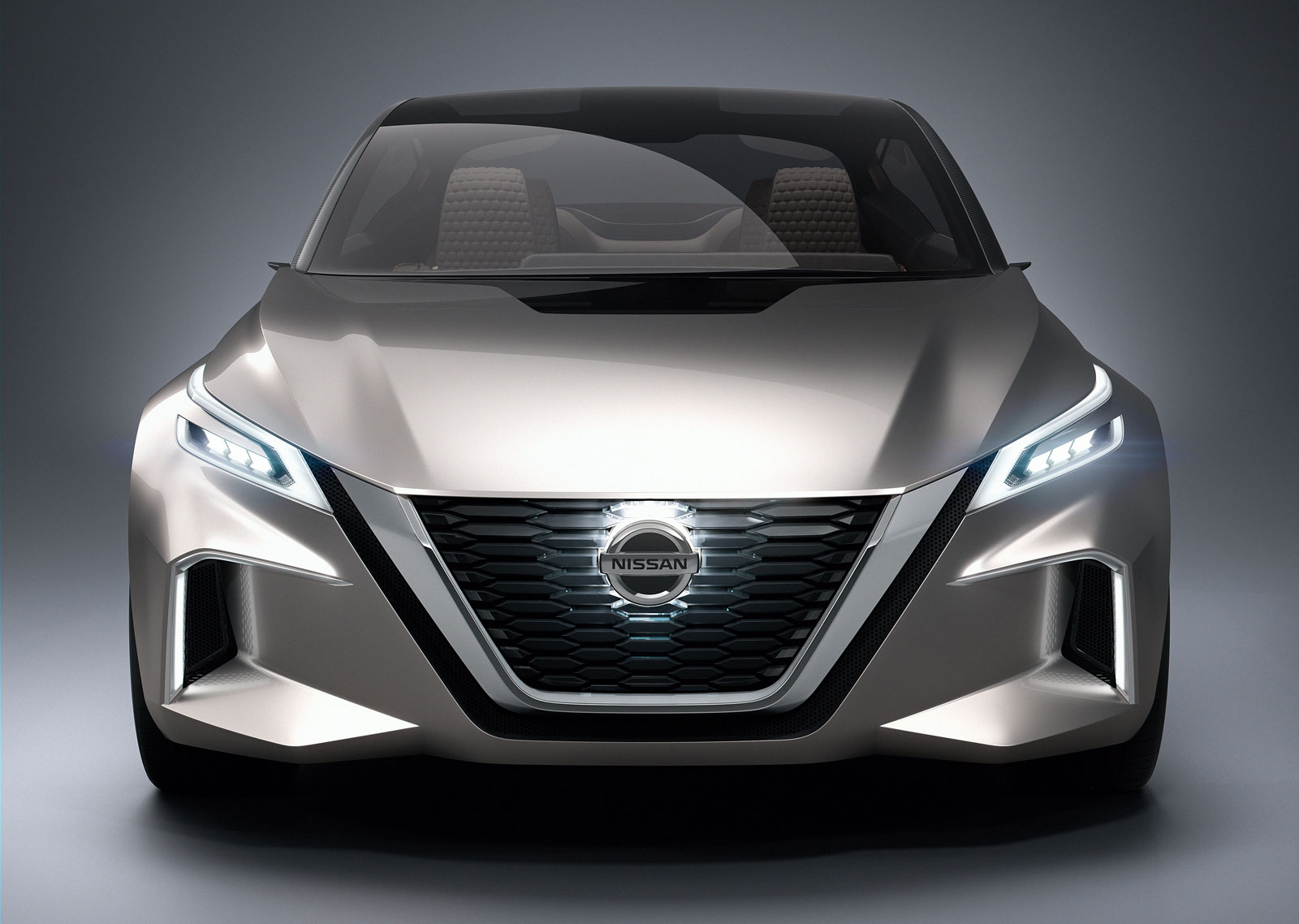Nissan Vmotion 2.0 Concept - Car Body Design
