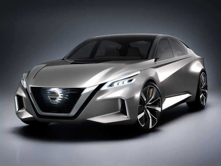 2 Door Altima >> Nissan Vmotion 2.0 Concept - Car Body Design