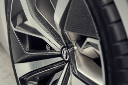 Nissan Vmotion 2.0 Concept wheel detail