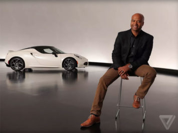 Fiat Chrysler design chief Ralph Gilles questions a self-driving future