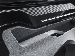 Peugeot Instinct Concept Interior detail door panel