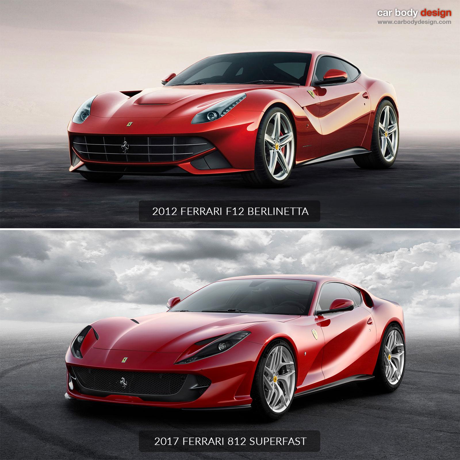 Ferrari-F12-Berlinetta-vs-812-Superfast-Design-Comparison-01