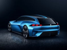 Peugeot previews Instinct Concept