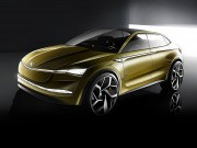 Skoda Vision E Concept: design preview