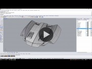 Engine Cover 3D modeling tutorial