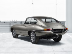 Jaguar announces limited series E-type Reborn
