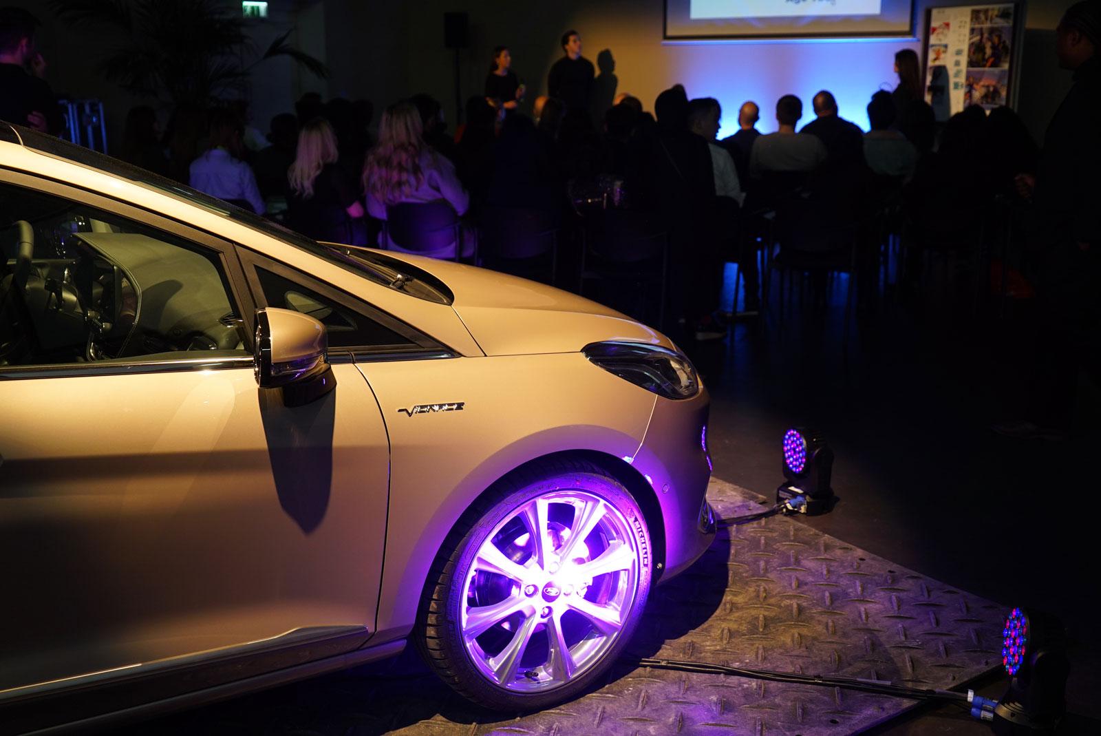 Ford Ravensbourne College Fiesta Interior Design Workshop Car Body