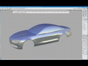 Alias 3D modeling tutorial: BMW 6 Series