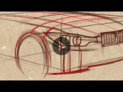 Car Drawing tutorial: how to simplify shapes