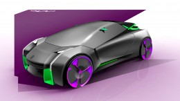 Lynk Co Rebyell Concept by Adam Hagg Design Sketch Renders