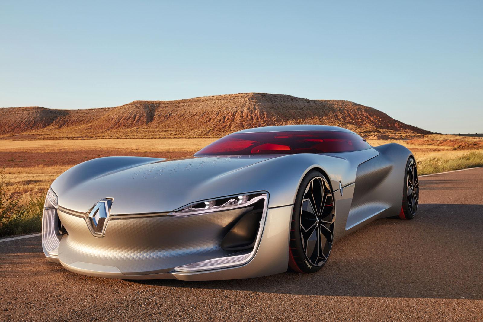 Renault Trezor voted Best Concept Car at Concorso d ...