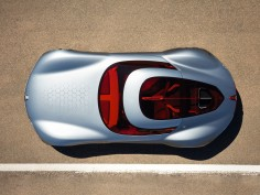 Renault Trezor voted Best Concept Car at Concorso d