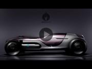 Photoshop car render demo