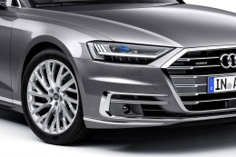 Audi A8 Headlight