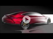 Mercedes-Benz AMG GT Concept Render Demo