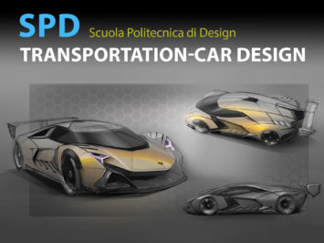Win 2 scholarships for the SPD Master in Car Design in collaboration with VW Group Design