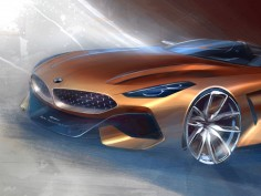 BMW Concept Z4: Design Gallery