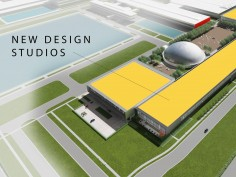 GM announces final stage of design studios expansion