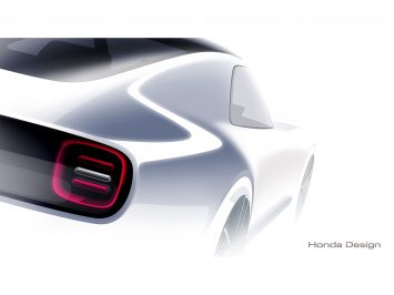 Honda previews Sports EV Concept