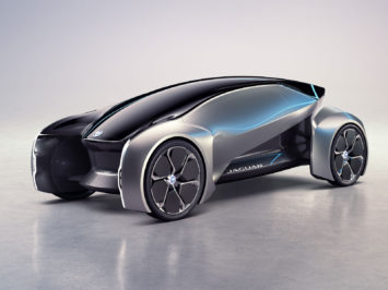 Future-Type Concept envisions the Jaguar of 2040