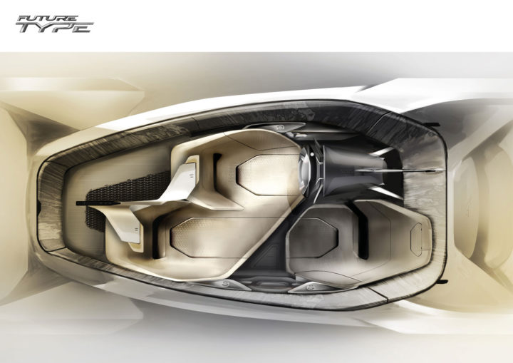 Future Type Concept Envisions The Jaguar Of 2040 Car
