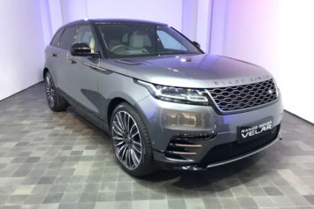 Range Rover Velar 2017: 20 questions with design boss Richard Woolley