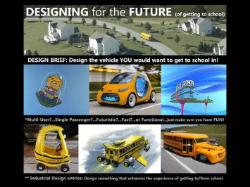 New Designing for the Future Competition launched by Ford and LTU