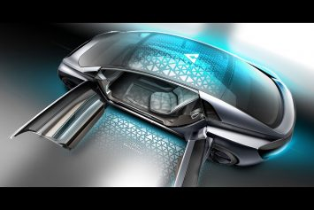 Audi Aicon Concept: Design Gallery