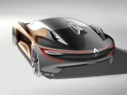 Renault Symbioz Concept: Design Gallery