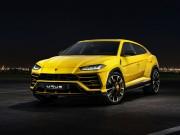 Lamborghini Urus revealed