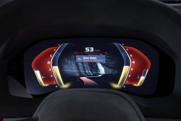 BMW Concept 8 Series User Interface Display