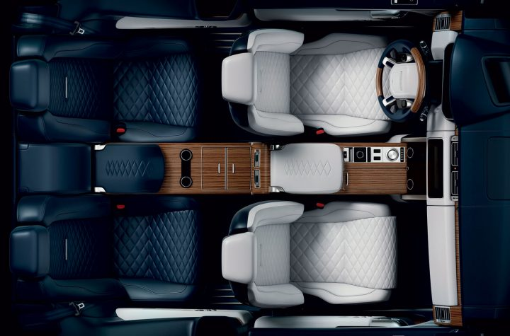 Range Rover SV Coupe Interior preview