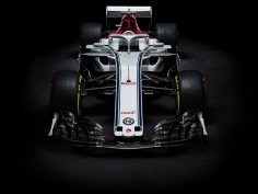 Alfa Romeo and Sauber reveal the 2018 Formula 1