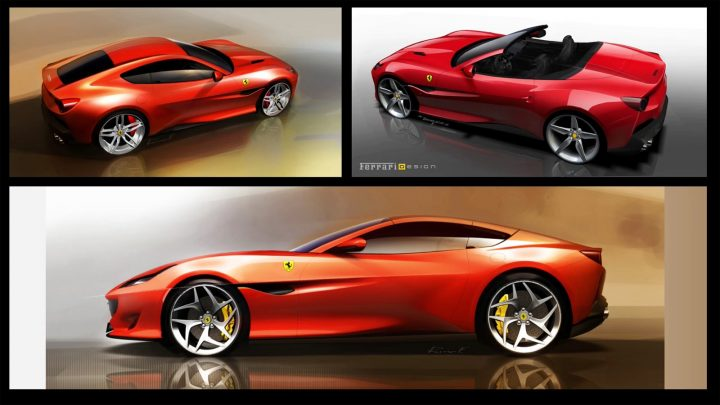 flavio manzoni on ferrari design video car body design. Black Bedroom Furniture Sets. Home Design Ideas