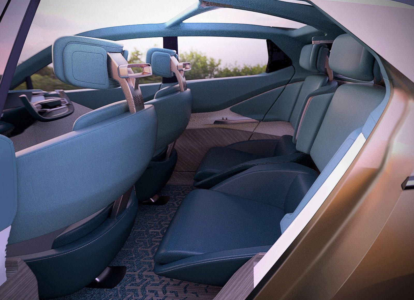 Tata 45x Concept Interior Design Render Car Body Design