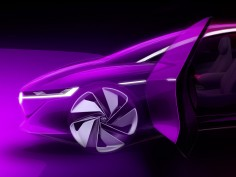Volkswagen previews I.D. Vizzion Concept